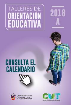 Asiste a los talleres de orientación educativa