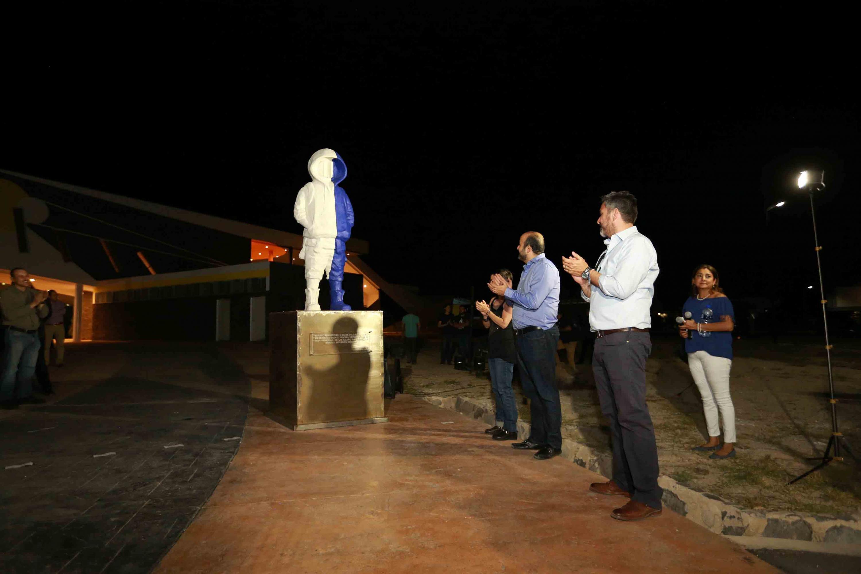 Inauguran obras artísticas y espacios culturales en el CUTonalá