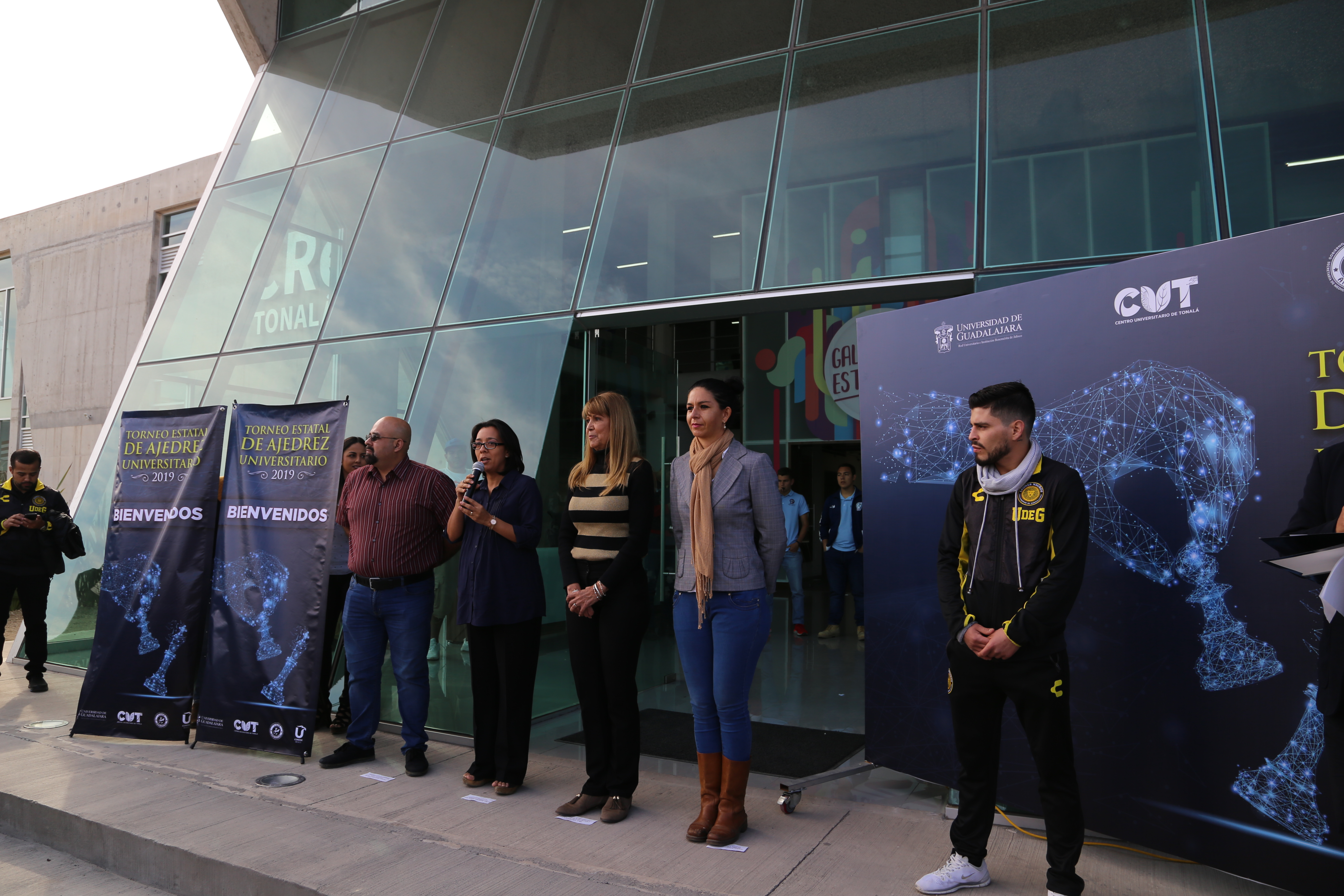CUT FUE SEDE DE LOS JUEGOS ESTATALES RUMBO A LA UNIVERSIADA NACIONAL 2019