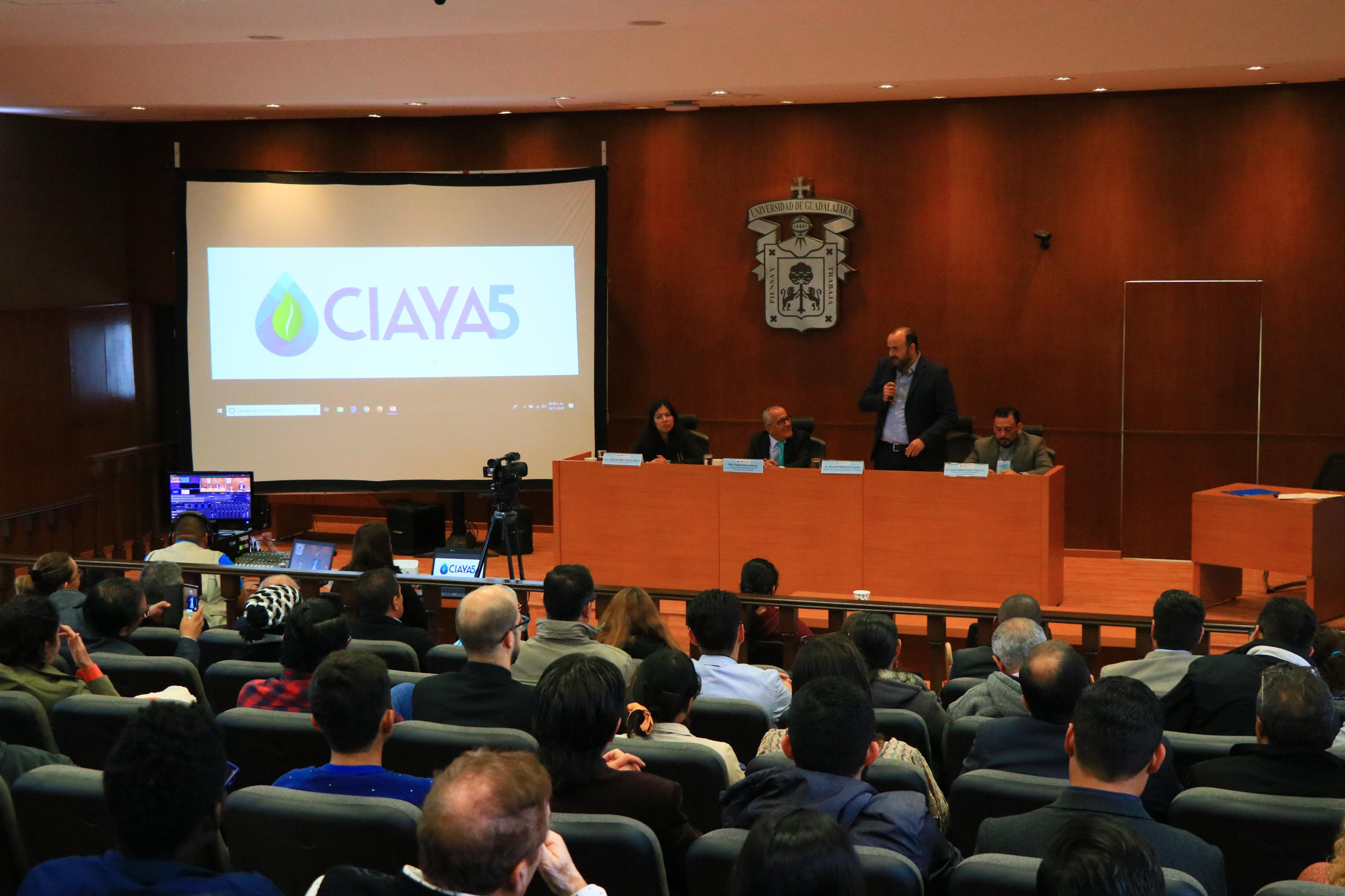 Del 28 al 30 de noviembre, organizado por el Centro Universitario de Tonalá y la Universidad Distrital Francisco José de Caldas, Colombia.