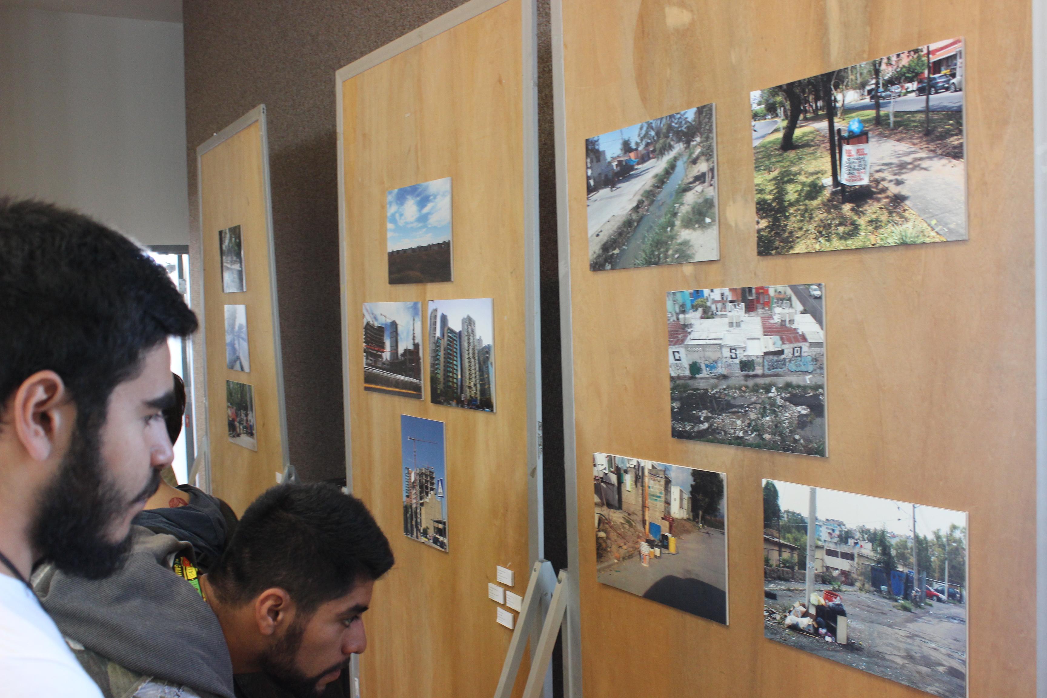 Exposición fotográfica en el marco del Coloquio de Procesos Urbanos y Sustentabilidad