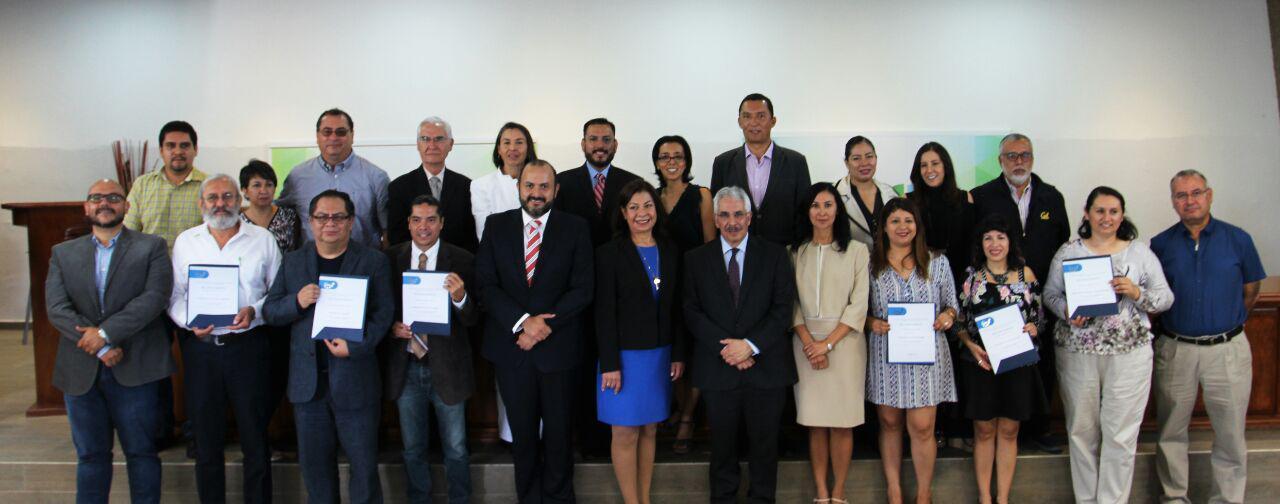 CUT ACREDITA 11 PROGRAMAS EDUCATIVOS POR PARTE DE LOS CIEES