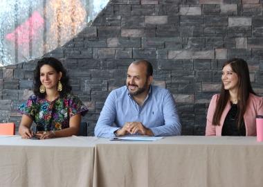 ESTUDIANTES DEL PROGRAMA DELFÍN VISITAN EL CUT