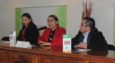 En actividades de la Semana de Cs. Sociales, Jurídicas y Humana
