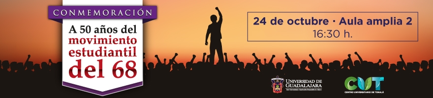 a 50 años del movimiento estudiantil del 68