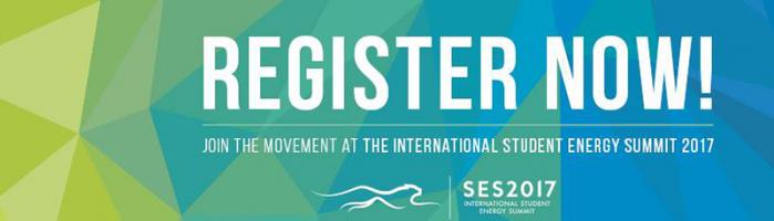 Regístrate en la Cumbre Internacional de Estudiantes de Energía