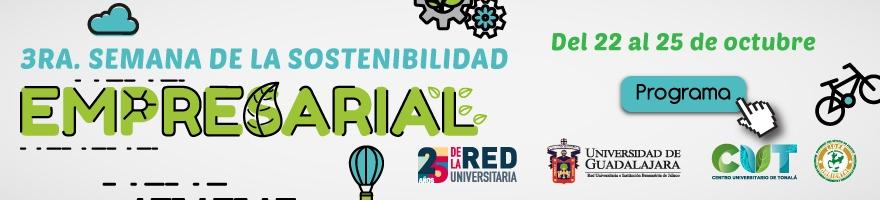 3ra. Semana de Sostenibilidad Empresarial del 22 al 25 de octubre