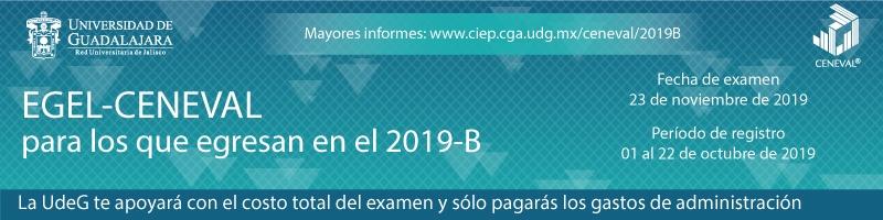 Perido de Registro para el Examen de EGEL - CENEVAL hasta el 22 de octubre