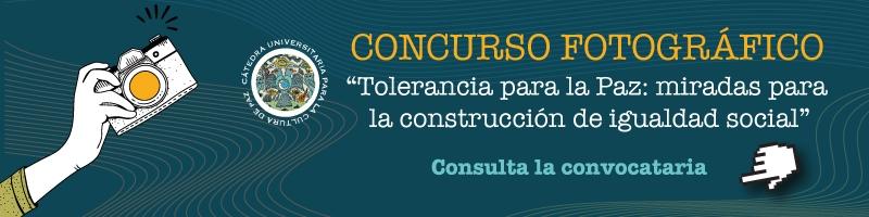 """Concurso fotográfico """"Tolerancia para La Paz: miradas para la construcción de la igualdad social"""""""