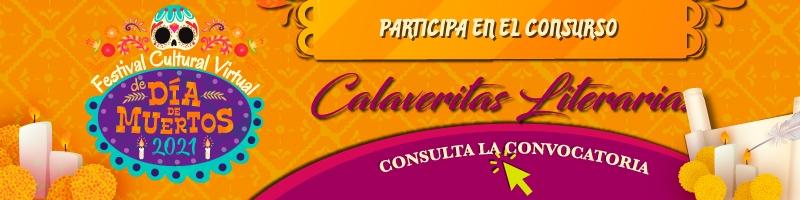 Participa en nuestro concurso de calaveritas literarias