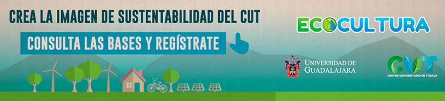 Enlace a la convocatoria para crear la imagen de sustentabilidad de CUT
