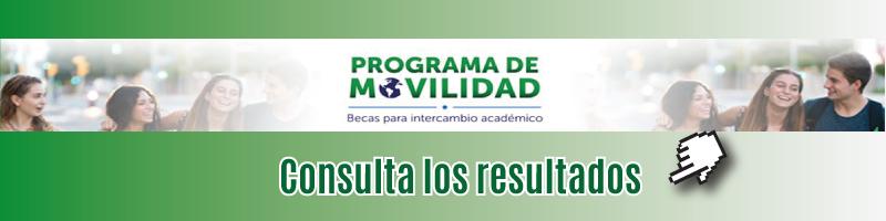 Consulta los resultados del programa de movilidad CUT, 2019
