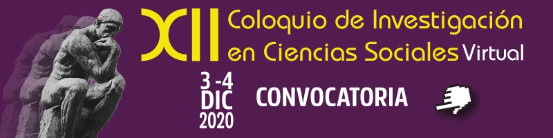 XII Coloquio de Investigación en Ciencias Sociales
