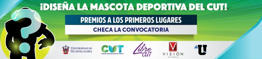 Enlace a la convocatoria para el diseño de la mascota deportiva de Cutonalá