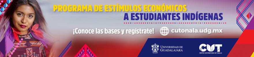 Programa de estímulos económicos para estudiantes indígenas, registro hasta el 21 de octubre