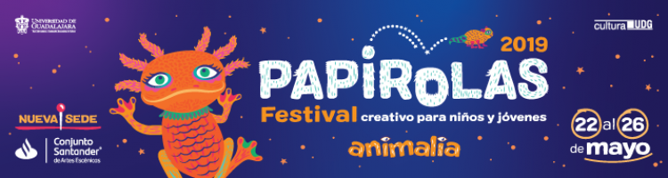 Papirolas 2019. Festival creativo para niños y jóvenes