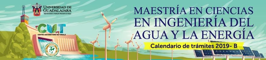 Ciencias en ingeniería del agua y la energía