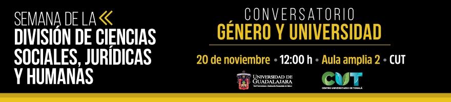 Conversatorio Género y Universidad