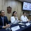 Rueda de prensa del 23 de octubre, académicos invitan a la población a vacunarse contra la influenza