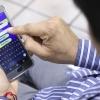 Imagen de celular con la aplicación de AutoCUT