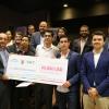 ENTREGAN PREMIO A LOS GANADORES DEL PREMIO ENGIE- UDG 2018